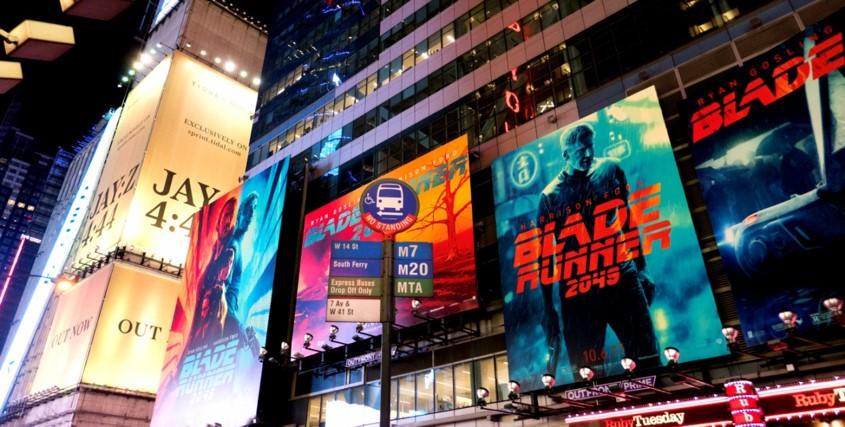 Times Square (sud de Central Park)