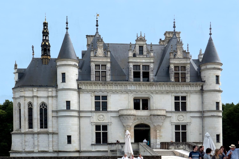 Chenonceau : le château Renaissance de Catherine Briçonnet (1513)
