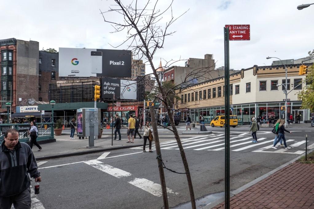 Greenwich Village autour de Washington Square
