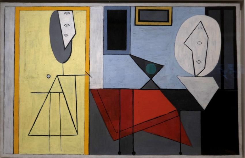 Pablo Picasso, L'Atelier (1928)