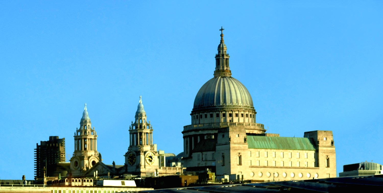 La cathédrale Saint-Paul