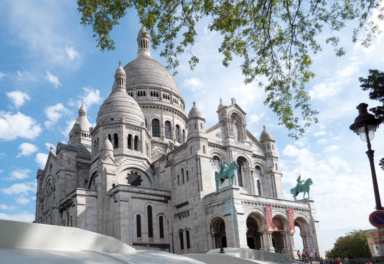 Le Sacré-Cœur (1875 – 1923)
